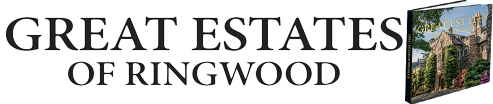 The Great Estates of Ringwood –  140-page coffee table book.  Ken Carroll and Elbertus Prol .